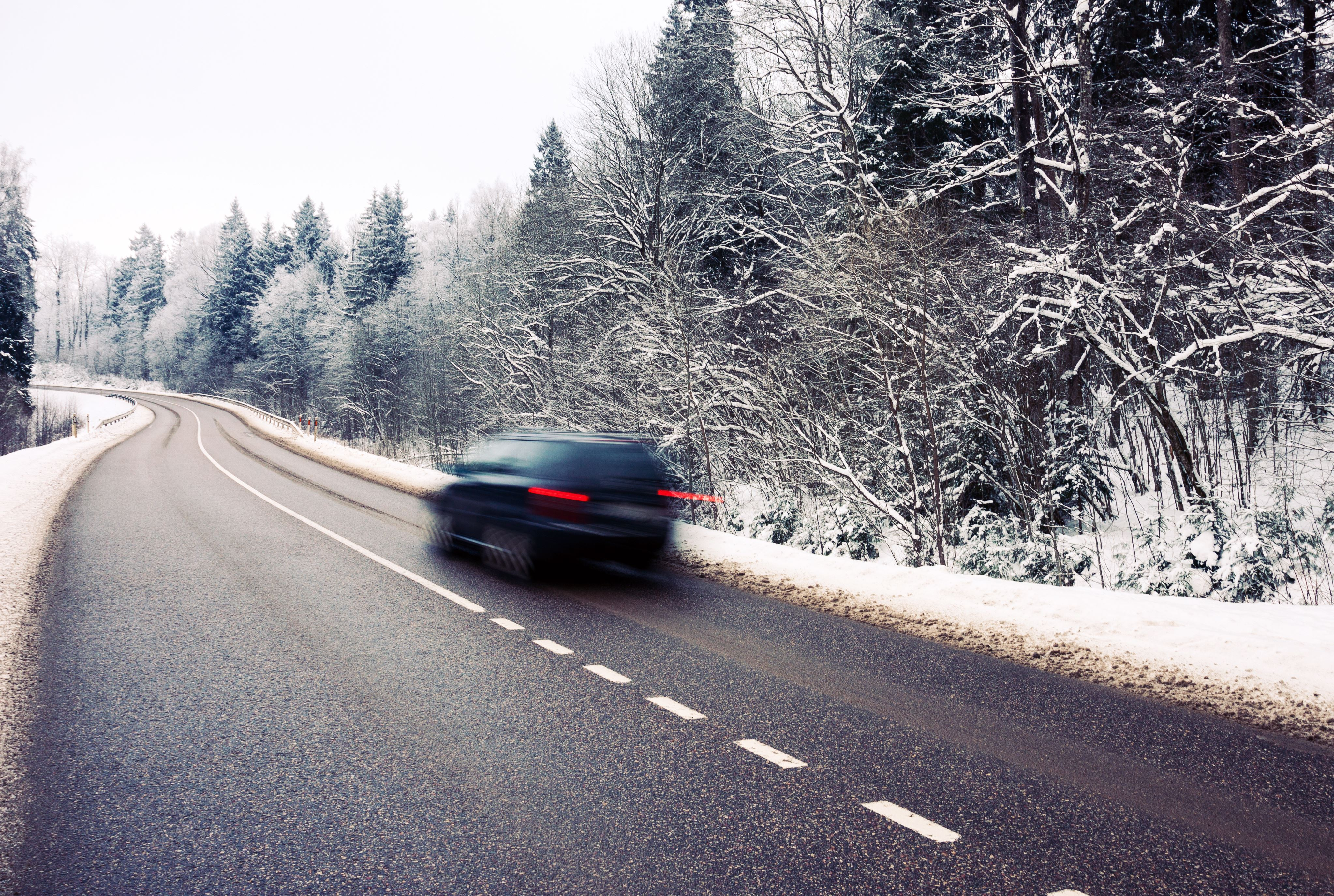 8 Tips for driving in the snow