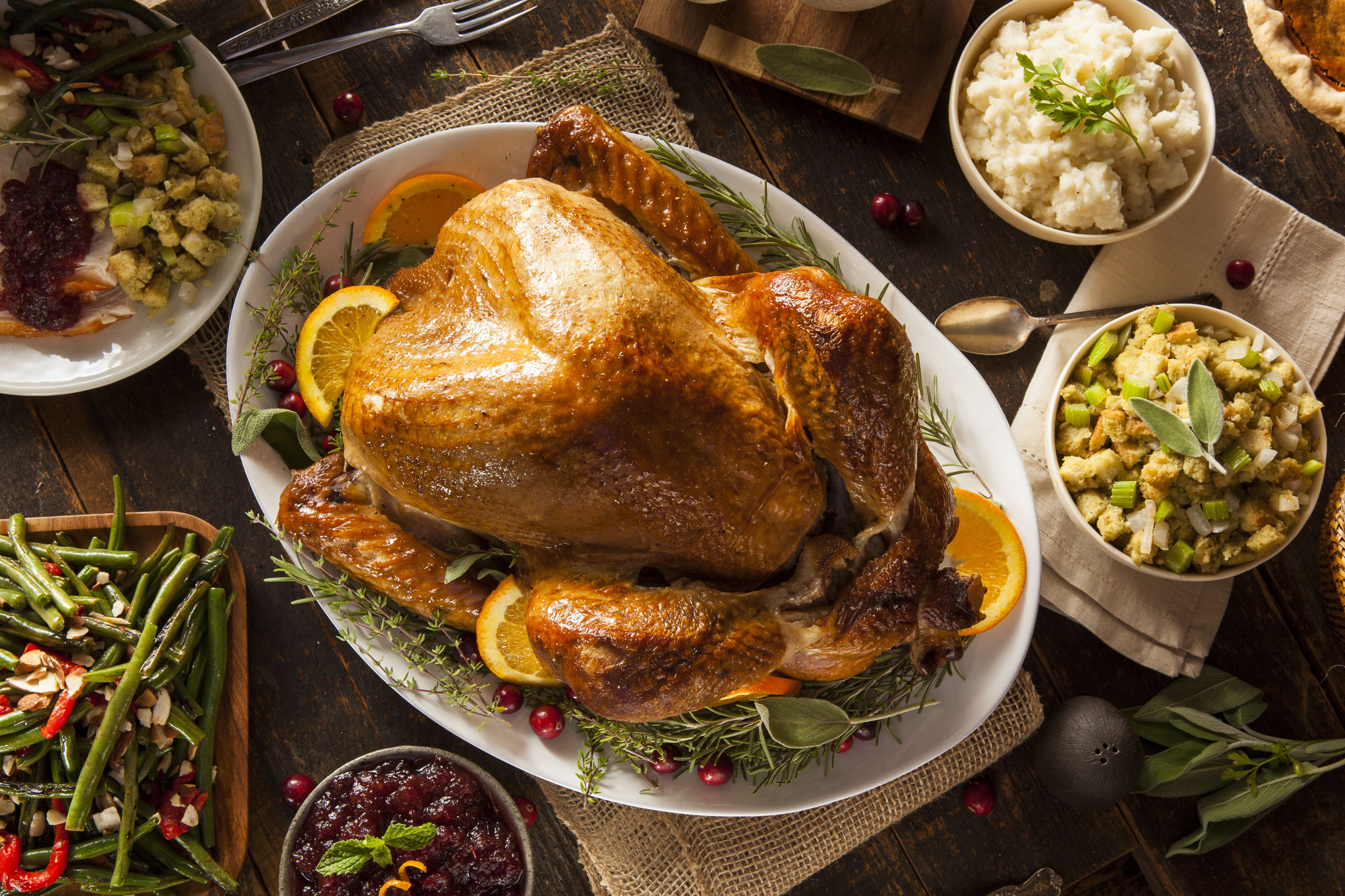 Thanksgiving Hours 2016