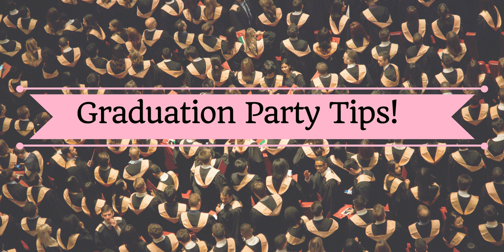 graduation party tips homeowners insurance