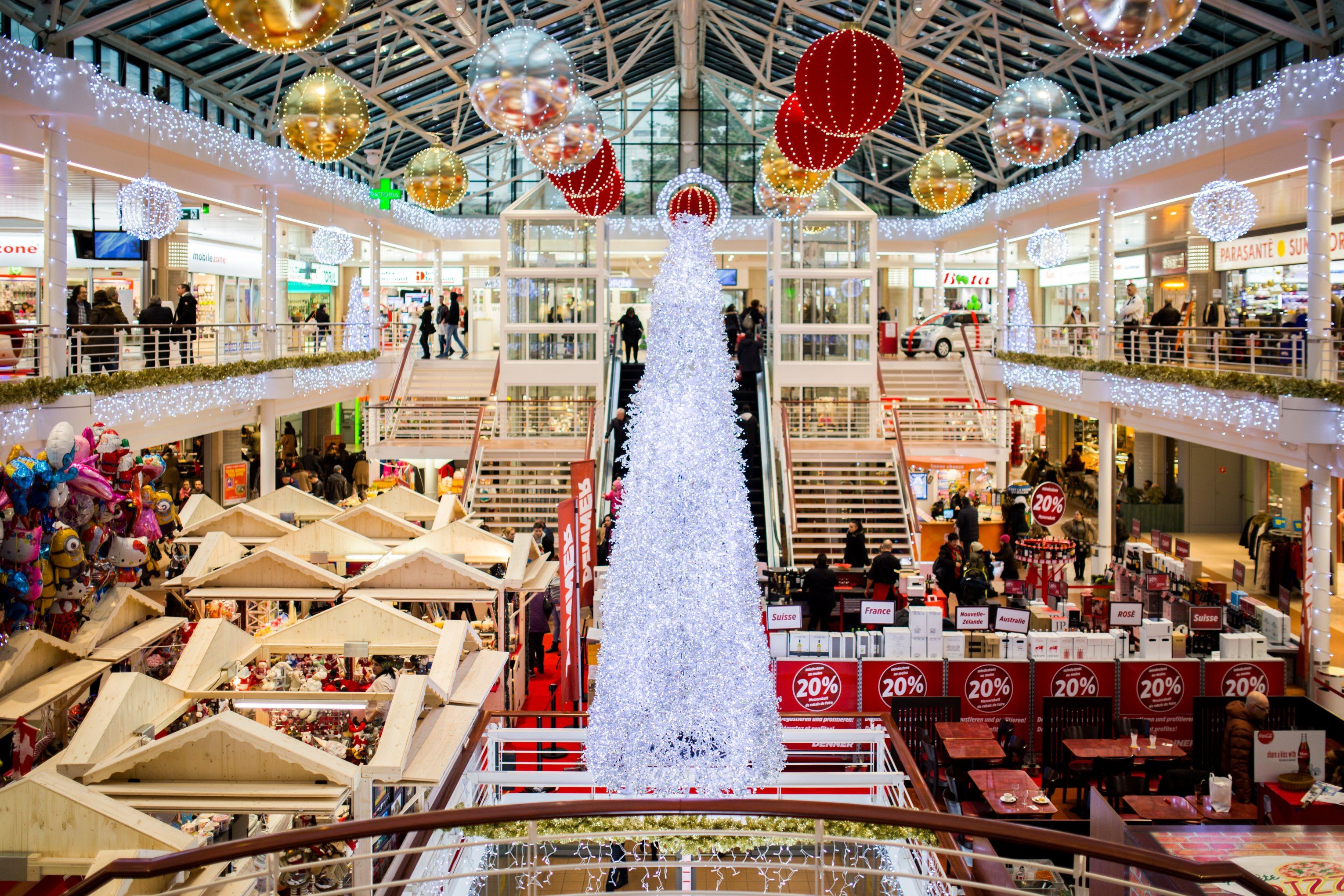 Business ready for holiday shopping season