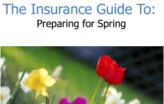 Insurance Guide to Preparing for Spring eBook