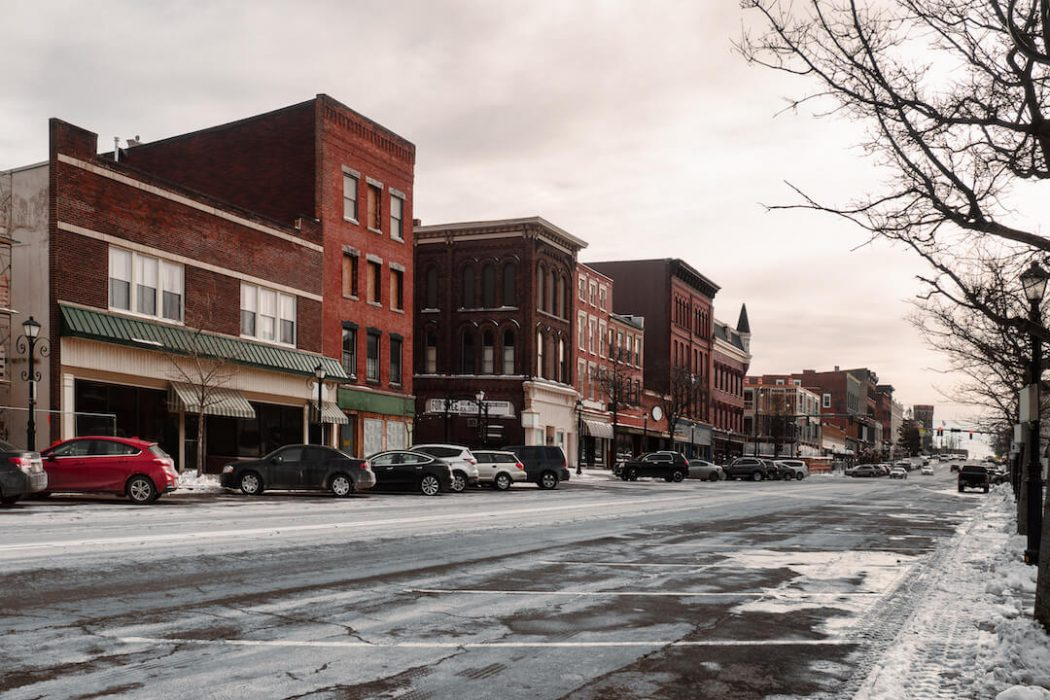 Small Businesses Winter